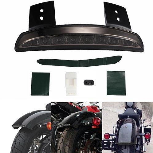 Lanterna Traseira Harley Sportster/883/1200/hd Custom Fumê