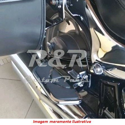 Plataforma Traseira Harley Heritage Articulada Mini
