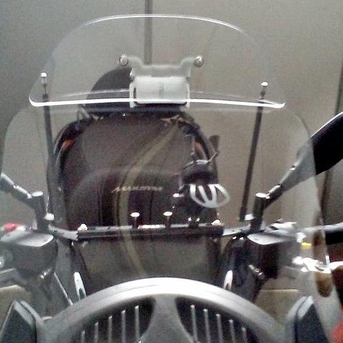 Defletor Bolha Burgman An400 E An650 Suzuki Para-brisa Moto