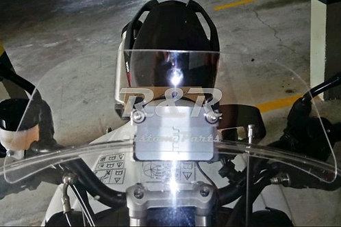 Defletor Suzuki Gsx S1000f Para-brisa Bolha Moto 1994 A 2014