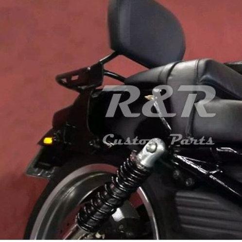 Sissy Bar V-rod Muscle Destacável Harley Encosto Garupa