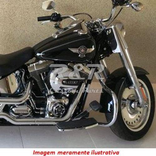 Protetor De Motor Fat Boy Moustache Harley Davidson