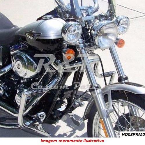 Protetor De Motor Dyna Scudo Harley Davidson