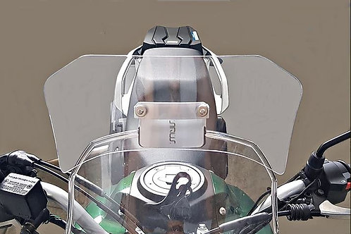 Defletor Tenere Xt250 Para-brisa Bolha Yamaha 2010 Em Diante