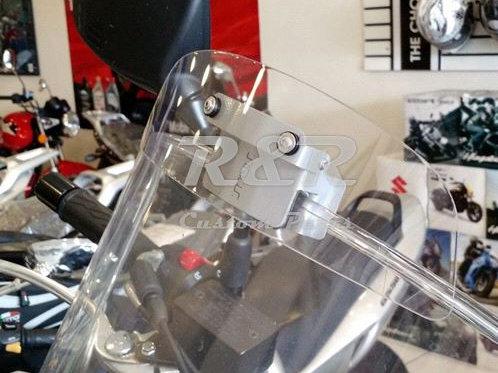 Defletor Bmw R1200 Gs E R1150 Gs Adventure Para-brisa Moto