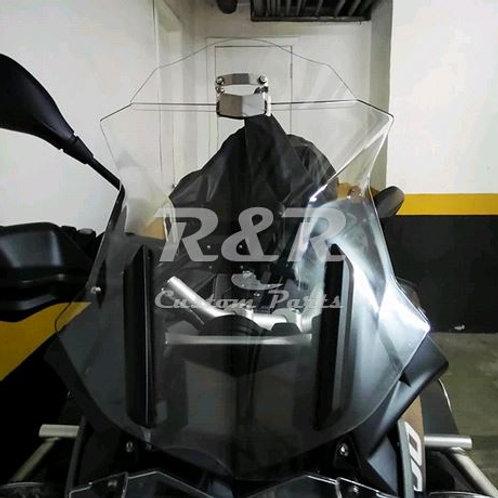 Defletor Bmw R1200gs Adventure Para-brisa Moto 2014 A 2018