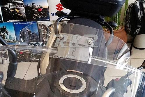 Defletor V-strom Dl 650 2009 A 2016 E Dl 1000 Antiga Moto