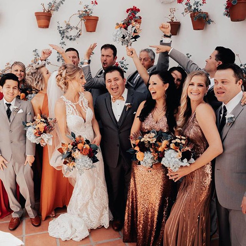 Wedding Bells! Celebrating happy moments