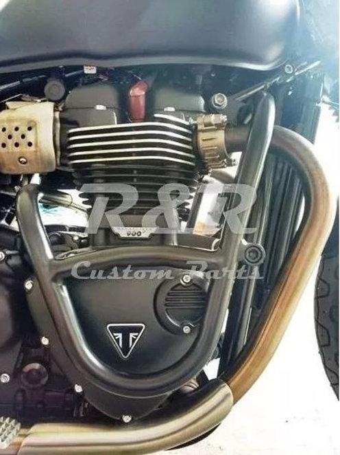 Protetor De Motor Bonneville T100 2016 Em Diante Triumph