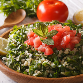 Tabbouleh with Herbs