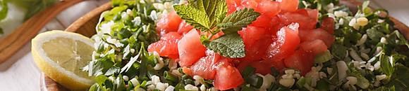 Homemade Seasonal Salads