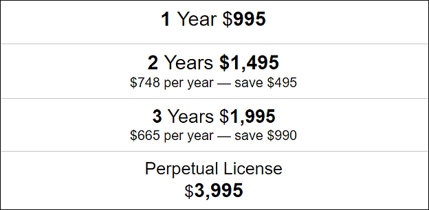 K-12 Pricing - SUITE Subscription