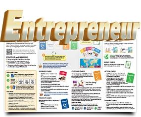 Entrepreneur Card Game