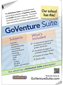 GoVenture Suite Poster