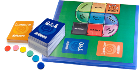 Personal Finance Card Game