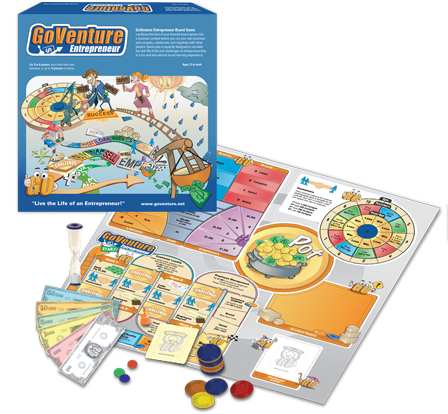 Entrepreneur Board Game