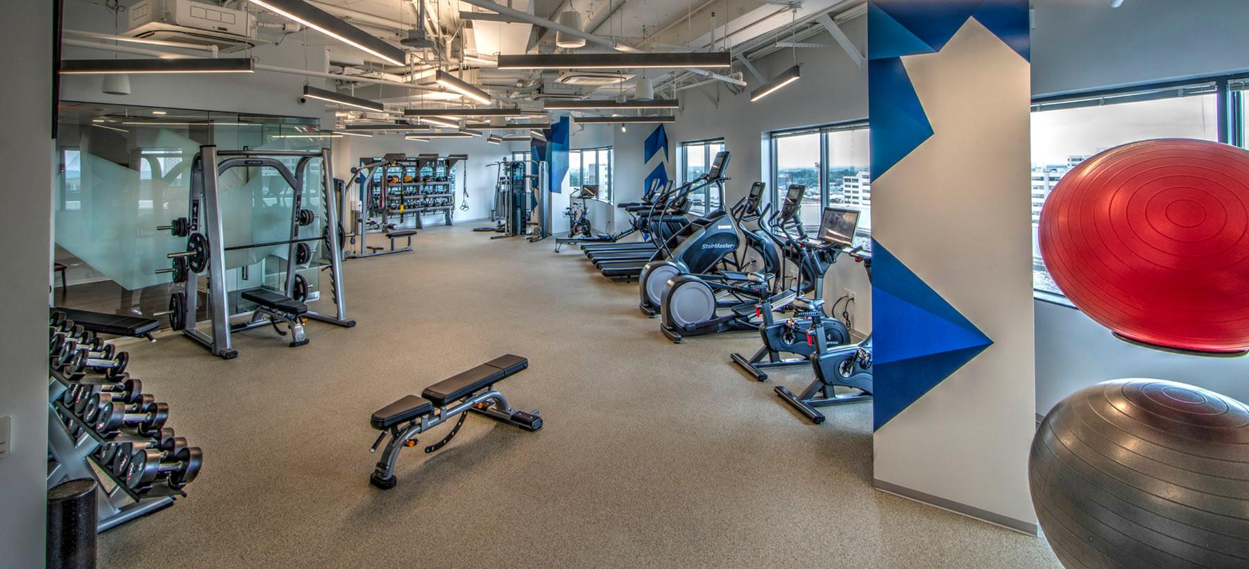 1676 International Drive Fitness Center.
