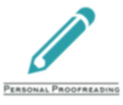 Personal Proofreading ¦ Professional editing, proofreading, writing services