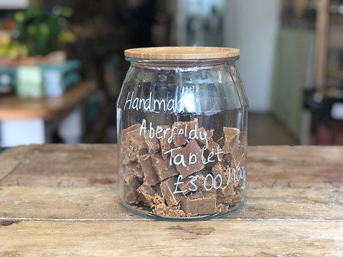 Aberfeldy Homemade Tablet (Non-Vegan)