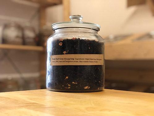 Rose Earl Grey Tea