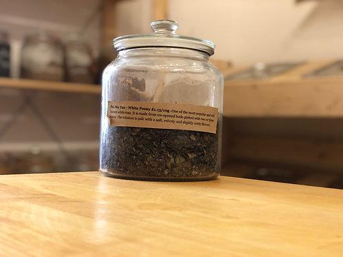 Pai Mu Tan - White Peony Tea
