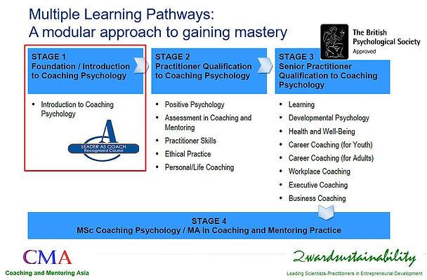 Coaching and Mentoring Asia, Coaching Psychology Asia, 2wardsustainability, Singapore