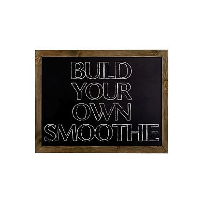 Build A Smoothie