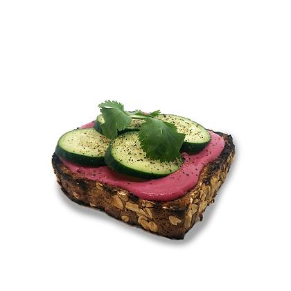 Cucumber Hummus