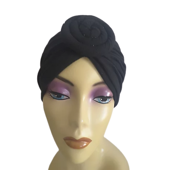 Black Chic Turban
