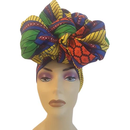 Primary Colors Head Wrap