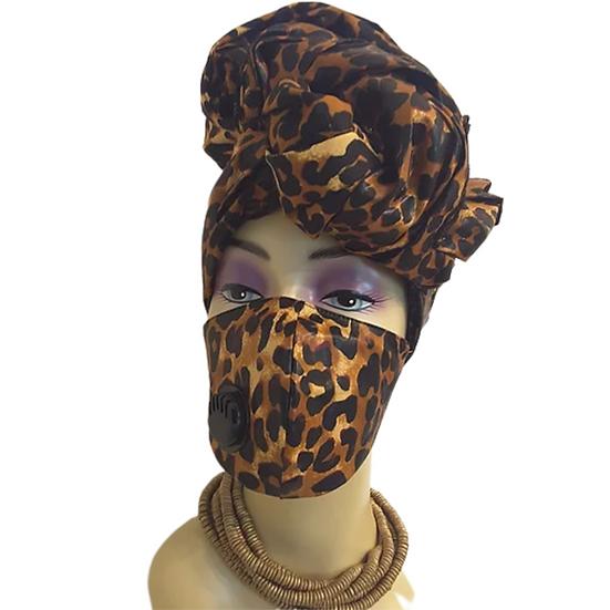 Wild Thang Head Wrap Set