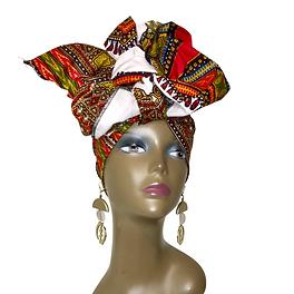 Nubian Queen Scarlet