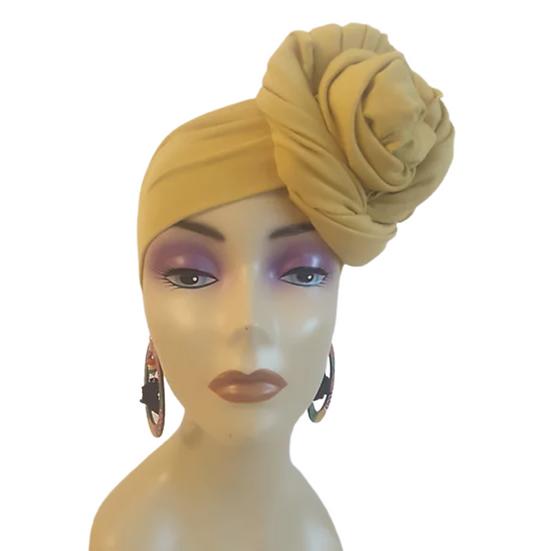 Ms Banananna Head Wrap