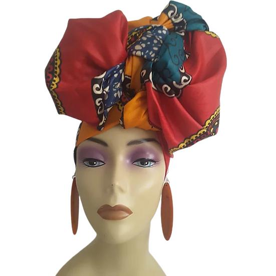 Scarlet Head Wrap