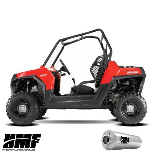HMF TITAN FULL EXHAUST FOR RZR 800
