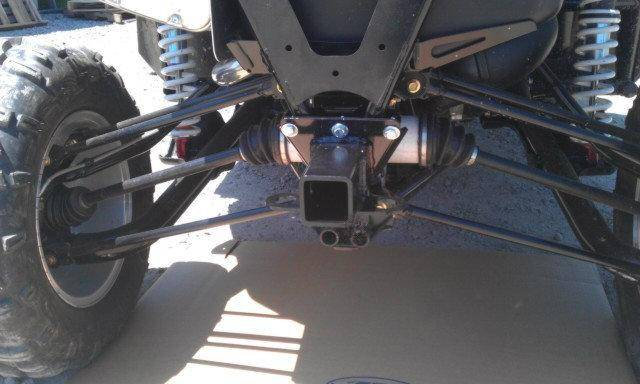 2 IN RECEIVER HITCH FOR WILDCAT 1000 12-15