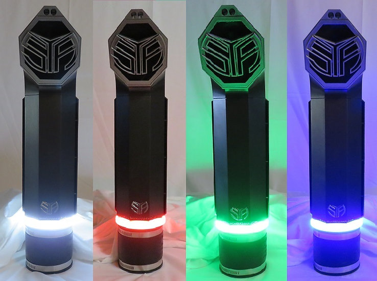 "SYA LED ACCENT LIGHTS FOR  3"" WARRIOR RISERS"