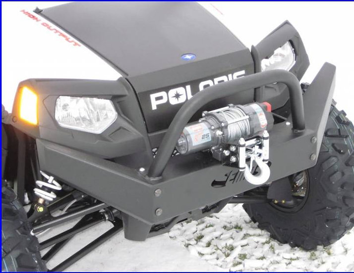 FRONT BUMPER BRUSH GUARD FOR RZR 570 800