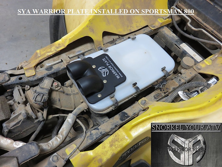 SYA Warrior Riser Snorkel kit for Polaris Sportsman 400-500