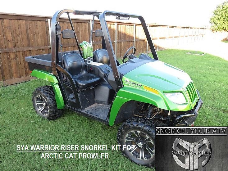 SYA Warrior Riser Snorkel kit for Arctic Cat Prowler 550 650 700  2006 - 2015