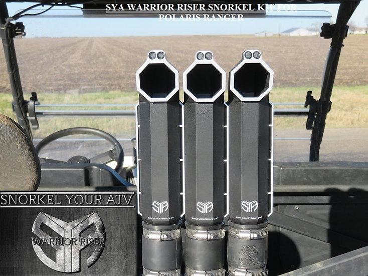 SYA Warrior Riser Snorkel kit for Polaris Ranger Full size 500-700-800 2009-2010