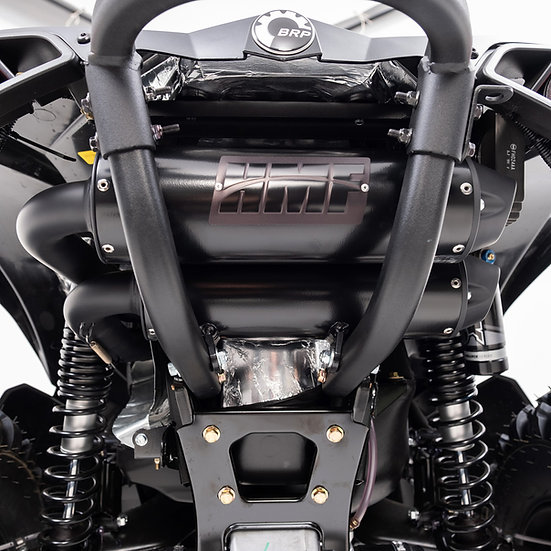 HMF DUAL PERFORMANCE SLIP ON EXHAUST FOR RENEGADE 1000 12-21