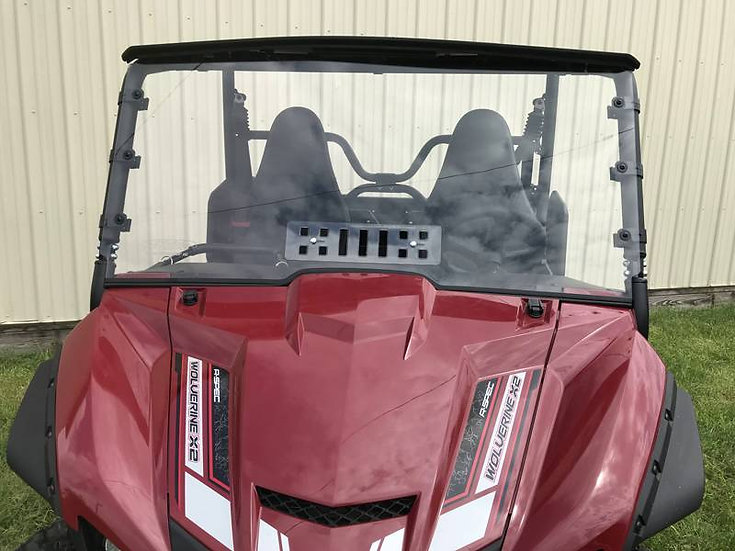 FULL WINDSHIELD FOR WOLVERINE 850 X2