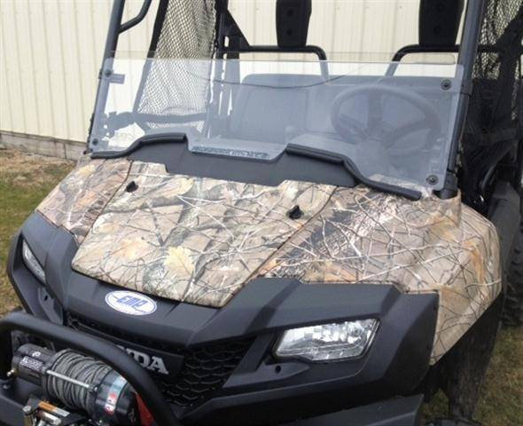 FRONT HALF WINDSHIELD FOR PIONEER 700