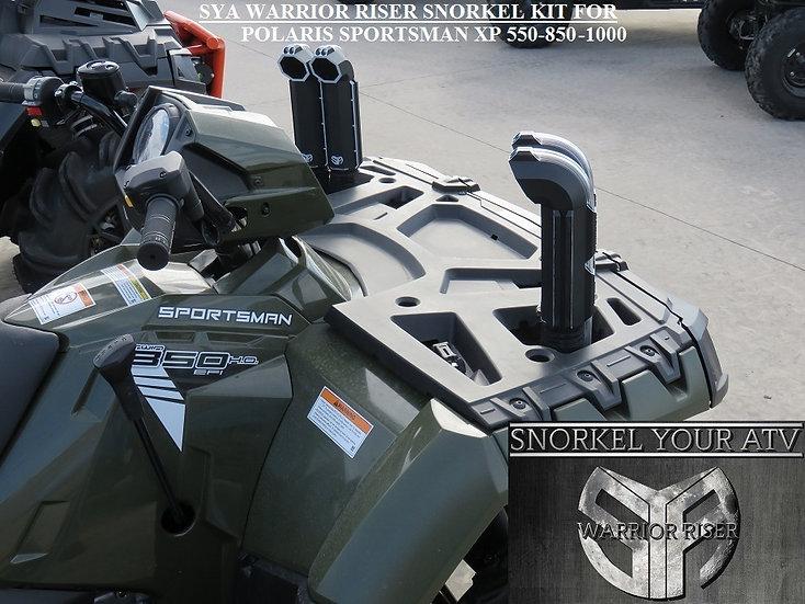 SYA Warrior Riser Snorkel kit for Polaris Sportsman 850 1000  12-16