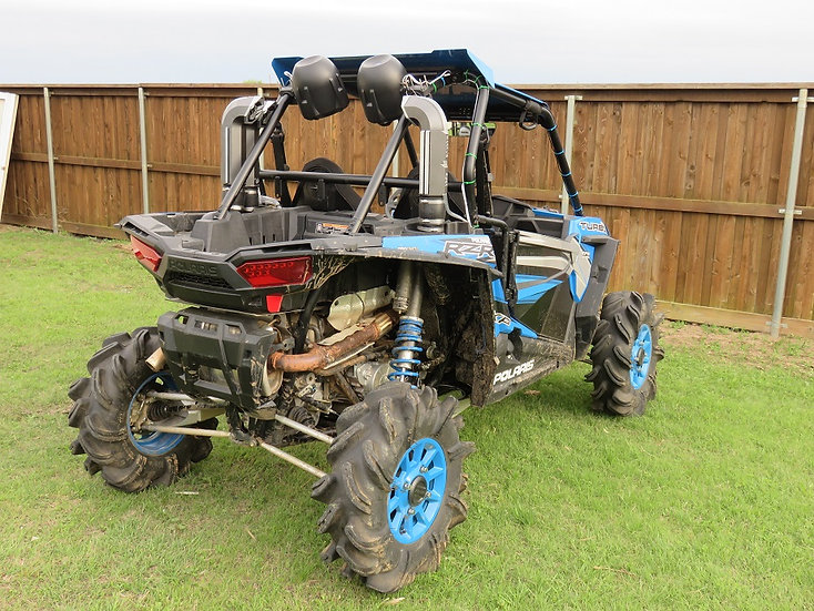 Polaris RZR XP 1000 TURBO Snorkel Kit 2016 - 2019 - Wild