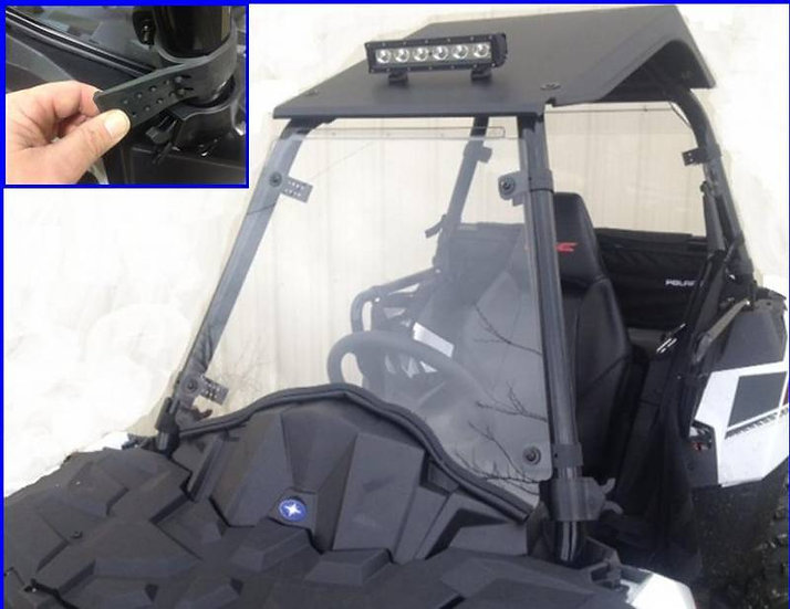 FRONT FULL WINDSHIELD FOR ACE