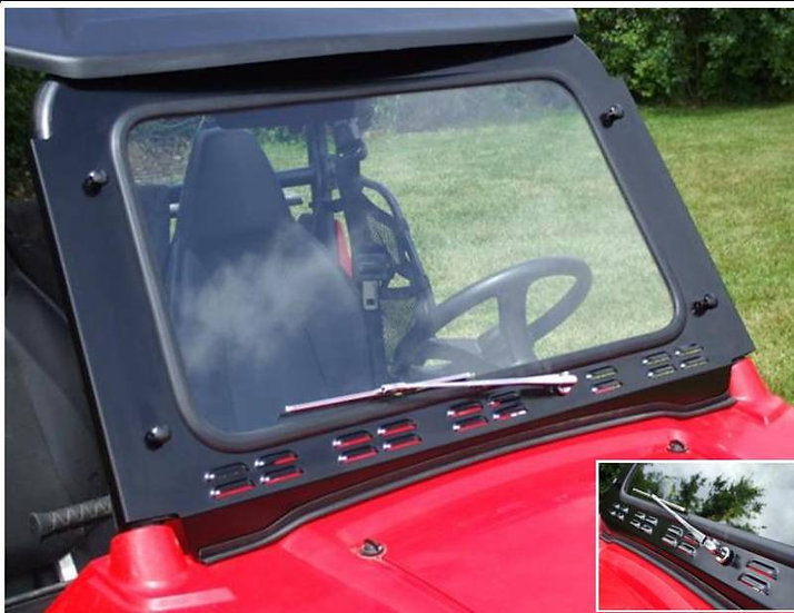 LAMINATED GLASS WINDSHIELD FOR RZR 570 800 XP900