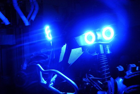 SYA ANGEL EYES LED KIT FOR RENEGADE, COMMANDER, MAVERICK