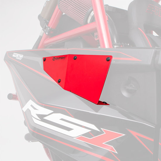 RADIATOR SCOOPS FOR RS1